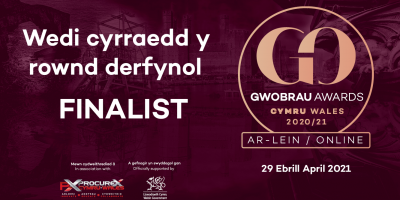 City Energy shortlisted as finalist for GO Awards Wales