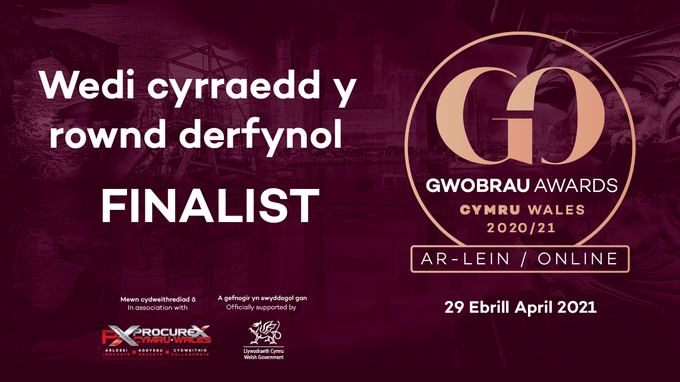 GO Excellence in Public Procurement Awards Wales